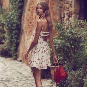 853cdb842d4 For love and lemons cherry dress